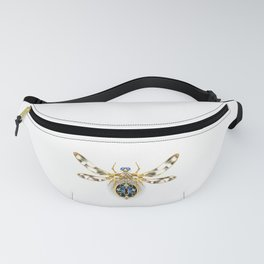 Mechanical Insect ( Steampunk ) Fanny Pack