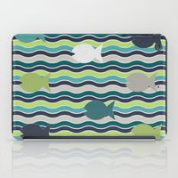 under the sea iPad Cases featuring Under The Sea by LLL Creations