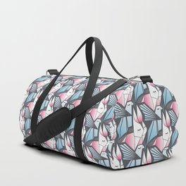 Bunnies & Doves Duffle Bag