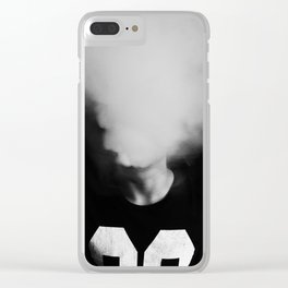 Smoke Clear iPhone Case