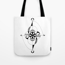 Connect Reject Rejoin Tote Bag