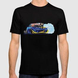 Japan drifters. Domo-kun and Kumamon T-shirt