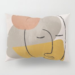 Portrait 3 Pillow Sham