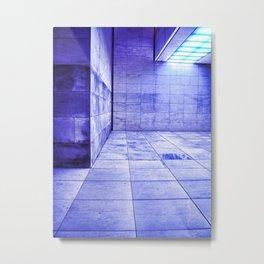 Caixa Forum - Barcelona Metal Print