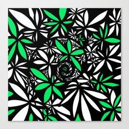 Kush Canvas Print