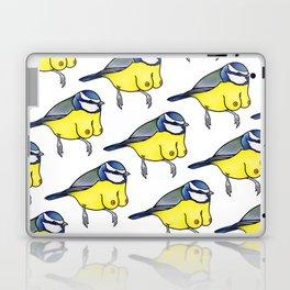 Blue Titty Laptop & iPad Skin