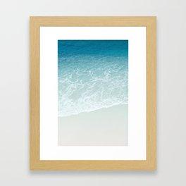 Caribbean Ocean Bliss #2 #tropical #wall #decor #art #society6 Framed Art Print