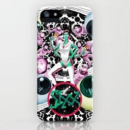 SIXX: Supersonic (Black) iPhone Case