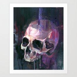 Obliviate Art Print
