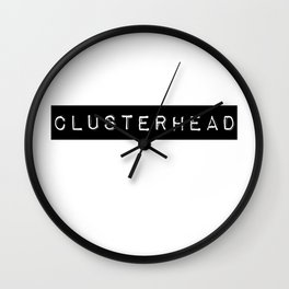 Clusterhead Wall Clock