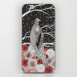Three Birds iPhone Skin
