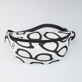 Smart Glasses Pattern Fanny Pack