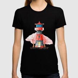 Lighthouse&Sacura T-shirt