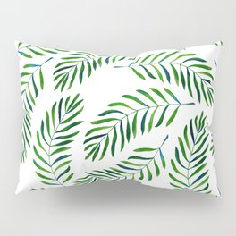 Palm palette Pillow Sham