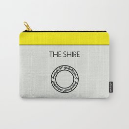 The Shire Monopoly Location Carry-All Pouch