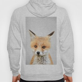 Baby Fox - Colorful Hoodie