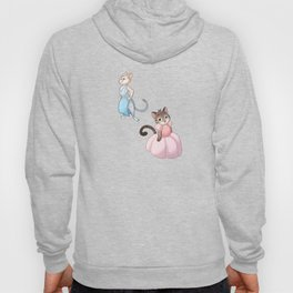 Cats in Dresses Hoody