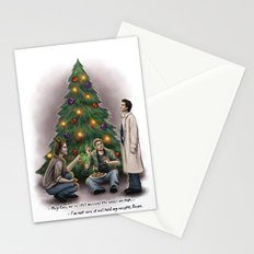 A Very Supernatural Christmas Stationery Cards