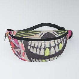 If You're Happy And You Know It..Clap Your Bones Fanny Pack