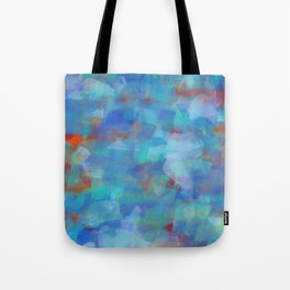 Paint Strokes Two Tote Bag