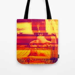 Figueres, Spain | Project L0̷SS   Tote Bag
