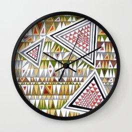 Tetris n. 7 Wall Clock