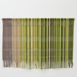 Scanline | Moss 326 Wall Hanging