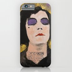 SILENT DIVA IN BACK iPhone 6s Slim Case