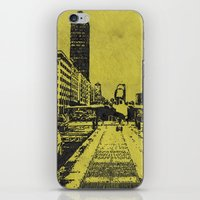 milan iPhone & iPod Skins featuring Milan 2 by Anand Brai