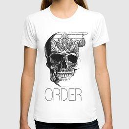 ORDER skull T-shirt