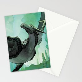 moonwatcher wings of fire Stationery Cards