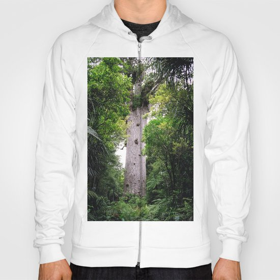The World's Oldest Wood, Ancient Kauri Hoody