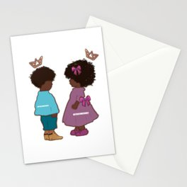 Little Prince and Princess - Baby Tim Edition Stationery Cards