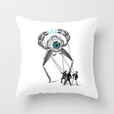 The Taming  Throw Pillow