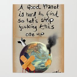 PLANET E Poster