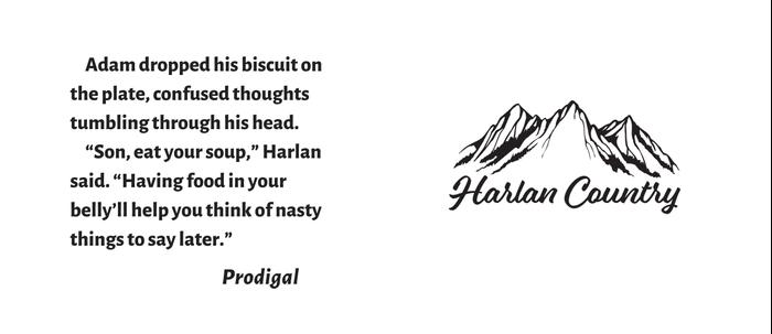 Harlan Country Soup Quote Coffee Mug