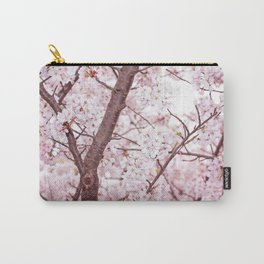 High Park Cherry Blossoms on May 11th, 2018. IX Carry-All Pouch