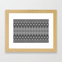 Az-Tech Framed Art Print