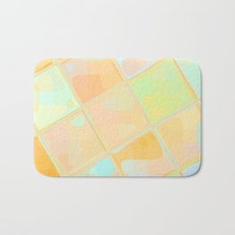 Re-Created Mirrored SQ LXII by Robert S. Lee Bath Mat