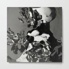 Rorschach of my dreams Metal Print