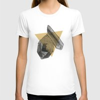 crystals T-shirts featuring crystals by morgan kendall