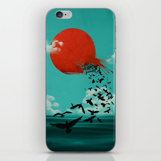 Hatch iPhone & iPod Skin