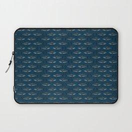 Pattern: Great White Shark ~ (Copyright 2015) Laptop Sleeve