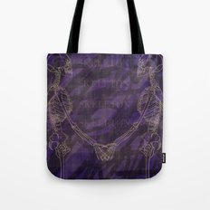 The Anatomy of Enchantment. Tote Bag