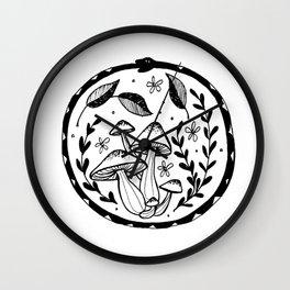 Capsule Wall Clock
