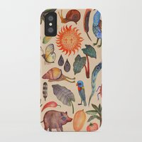 tropical iPhone & iPod Cases featuring Tropical by Vlad Stankovic