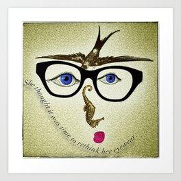 Eyewear Art Print