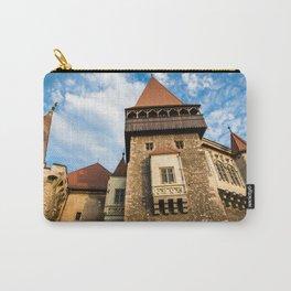 Castle & Cloudscape Carry-All Pouch