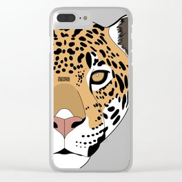 Jaguar Clear iPhone Case