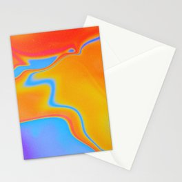 Candy Magma Stationery Cards
